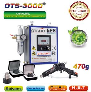 OTS 3000 Manual Liquid Electrostatic Spray Gun