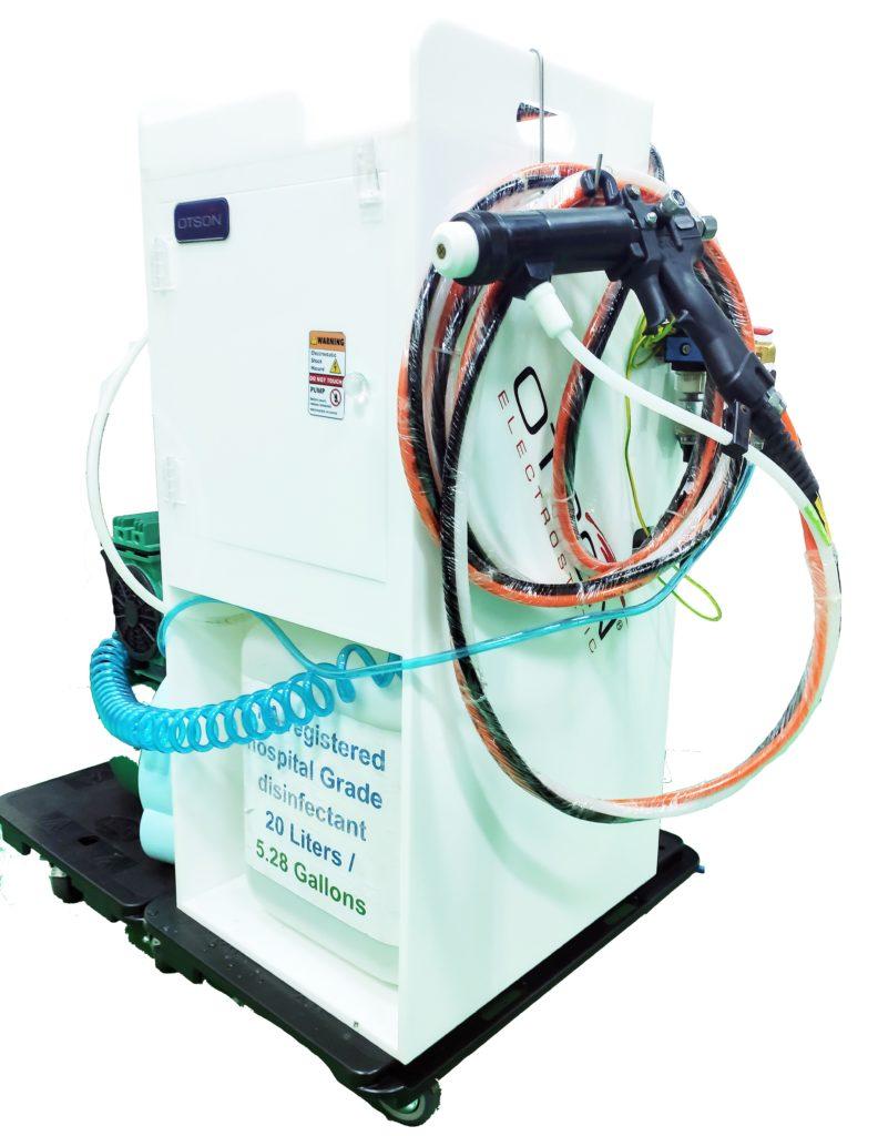 Electrostatic Sprayer-